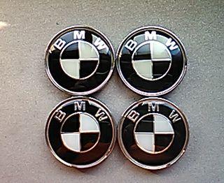 Tapabujes centro de ruedas (llantas) BMW 68 mm N-B