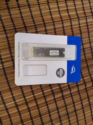 Ampliación disco duro SSD