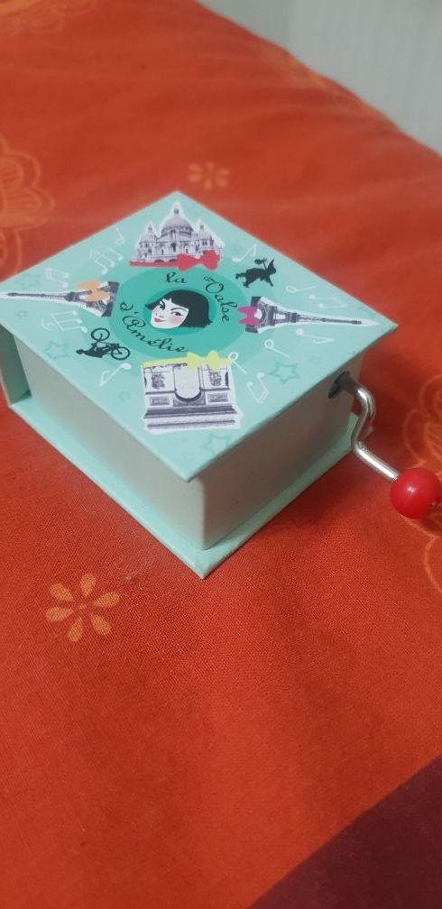 Caja musical Amelie