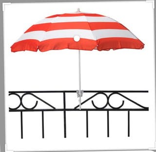 Parasol de terraza