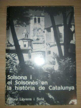 Solsona i el Solsones en la historia de Catalunya