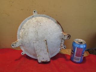 Farol móptica barco antigua hierro fundido 4 kgs