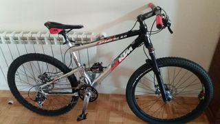 "Bicicleta KTM speed RC 3.0 (rueda 26"")"