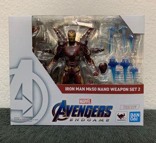 IRON MAN MK 50 NANO WEAPON SET 2