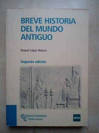 Libro Historia del Mundo Antiguo