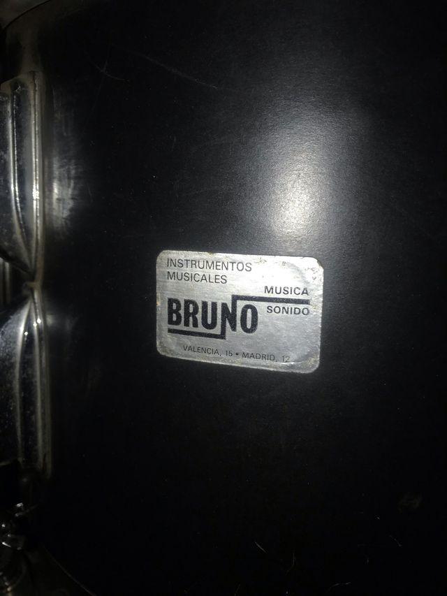 Batería Bruno años 60. REBAJAS!!!