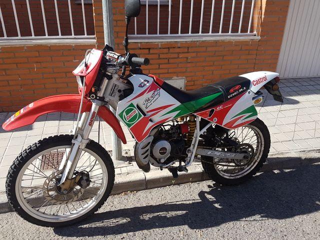 Rieju Enduro 50cc