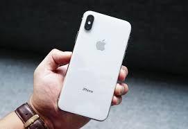 iPhone X 256 blanco
