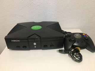 Xbox clasica piezas