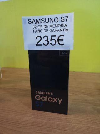 SAMSUNG S7 32Gb (REACONDICIONADO)