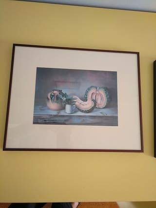 2 cuadros decorativos