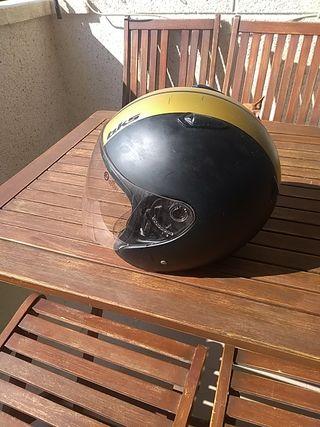 Casco moto BKS