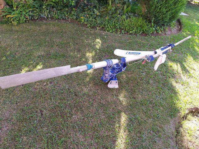 Piloto automatico de viento