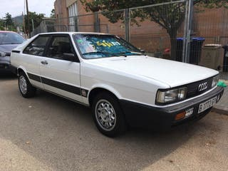 Audi GT Coupe 1983
