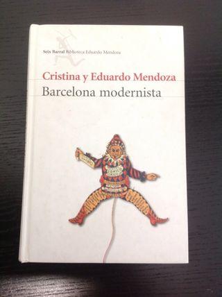Libro: Barcelona modernista
