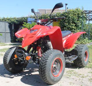 Quad Adly 300 cc Sport