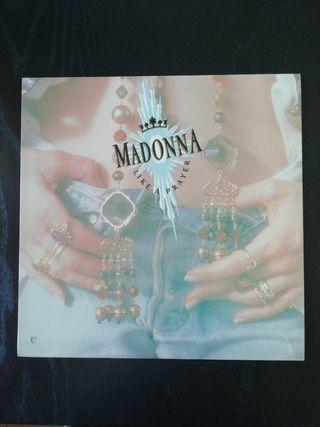 MADONNA - LIke a prayer Vinilo
