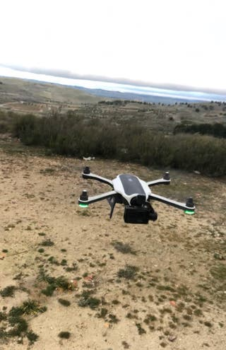 Karma gopro dron