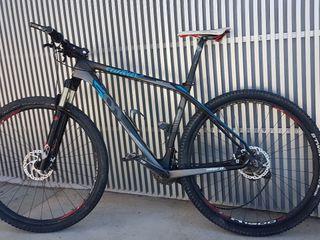 bicicleta de montaña Carbono Wilier 501 xn