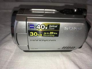 Sony Cámara vídeo