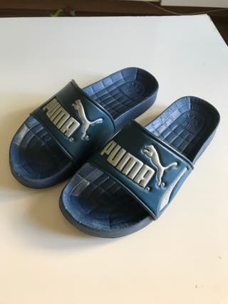 Chanclas piscina puma