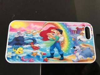 Carcasa phone 5s y para 5c Ariel