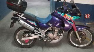 Vendo Kawasaki kle500 + tubo escape laser