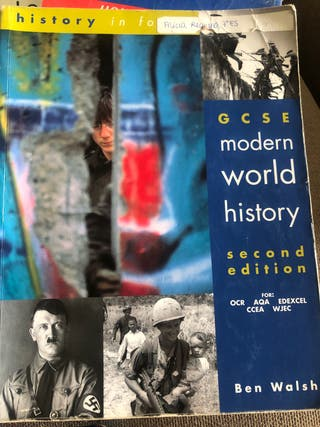 Libro GCSE modern world history