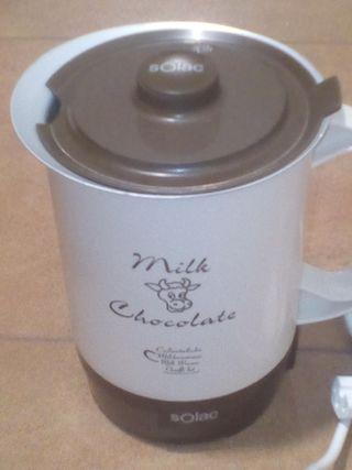 Chocolatera Calentador Chocolate Templador SOLAC