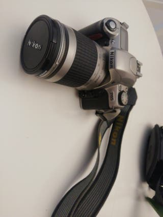 Cámara Fotos Nikon