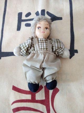 muñeca porcelana vintage de colección