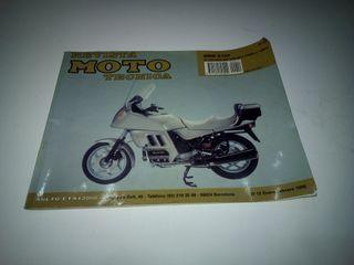 Manual BMW K100