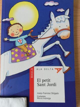 Libro El petit Sant Jordi