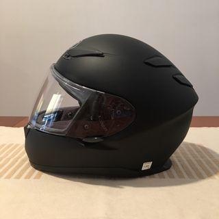 Casco Moto SHOEI XR 1100 negro (Talla XS)