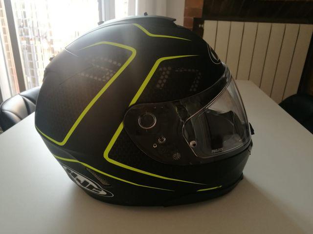 Casco moto HJC IS 17