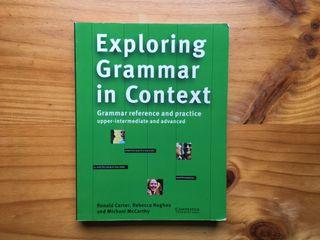 Exploring Grammar in Context - Cambridge B2 C1 C2