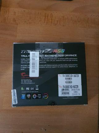 Memoria ram 16 GB DDR4 3000 Mhz G.skill