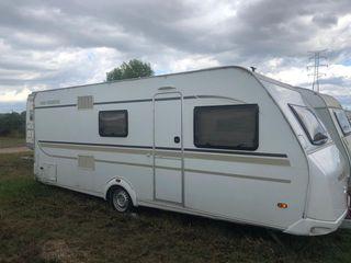 Caravana Weinsberg 550 QDK 2016