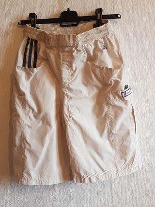Pantalón Adidas, talla 14, chico