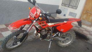 Moto Gasgas 250EC dos tiempos