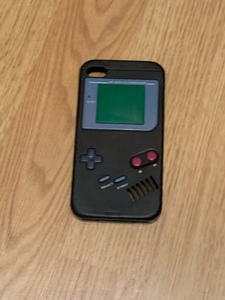 Funda Iphone gameboy