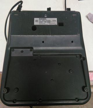 Calculadora Casio FR-5200