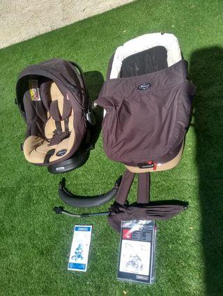carro completo bebecar,silla,cuco y maxicosi