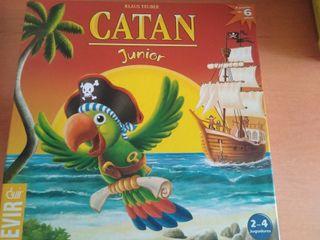 Catan Junior . Juego de mesa