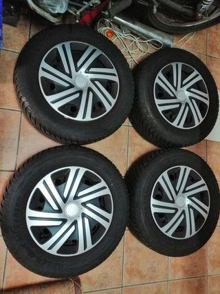 neumáticos llantas
