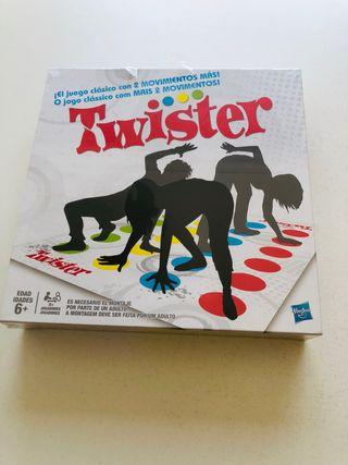 Twister juego de mesa sin abrir
