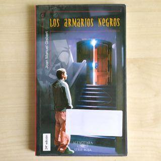 Los armarios negros libro