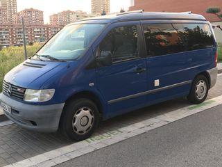 Mercedes-Benz Vito Camper
