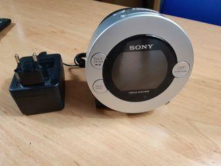 Reloj Despertador Sony