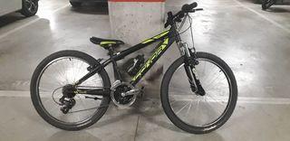 "Bicicleta niño 24"" Conor"